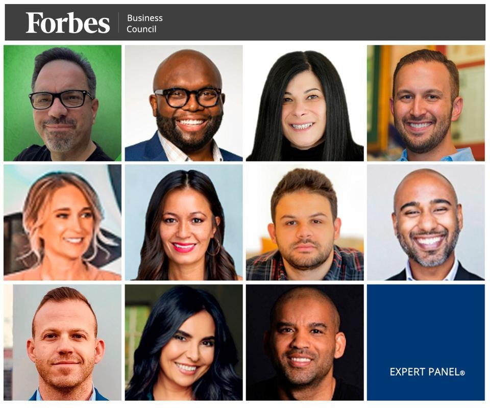 Forbes Business Council members share their top cost-effective tips for generating traffic.    Photos courtesy of the individual members.