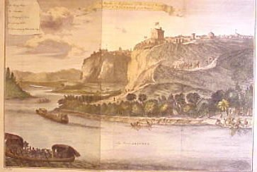 City of Louango the capital of the Kingdom of Kongo