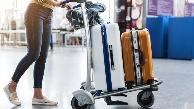 If you thought your weekender bag was the only piece that counted as carry-on luggage, think again.Source:Supplied