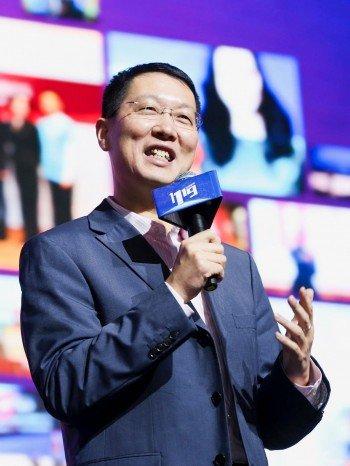 Pan Pengkai, the founder and CEO of Alo7Courtesy of Alo7