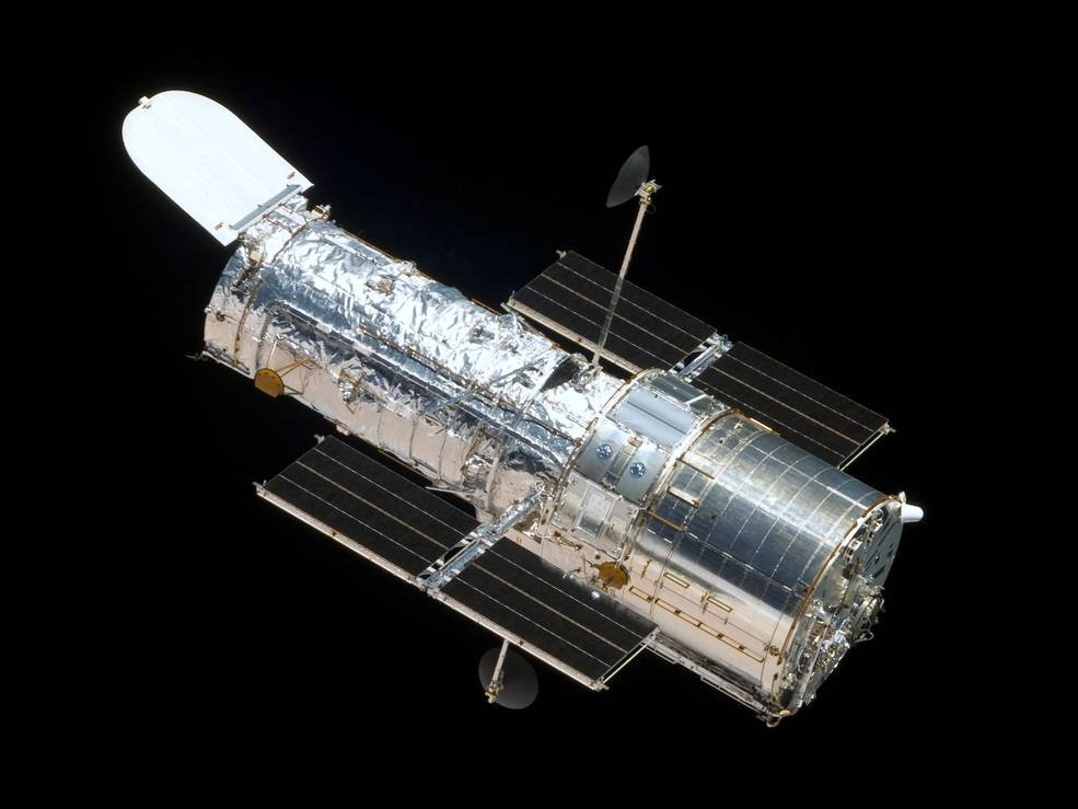 NASA's Hubble Space Telescope.