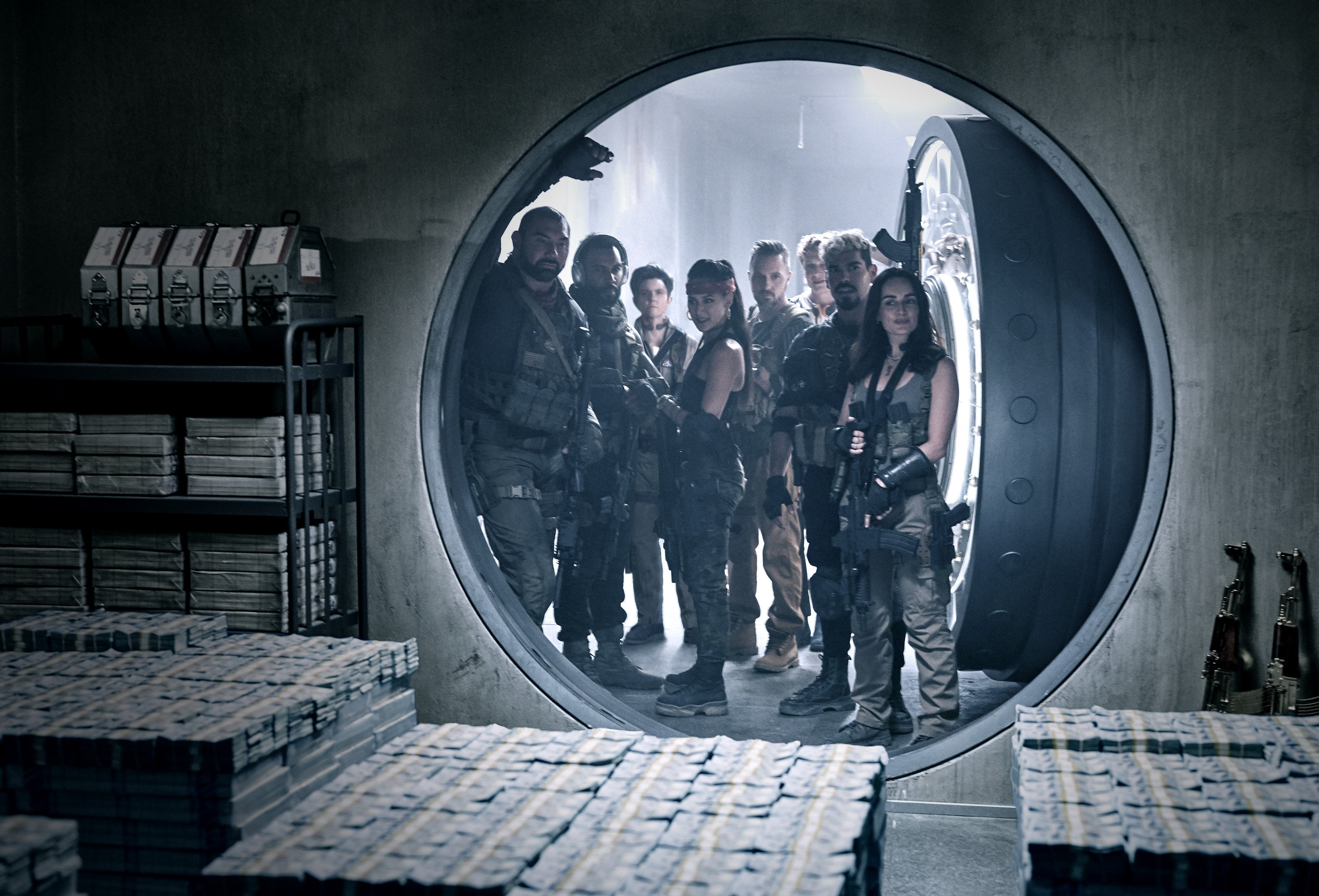 Zack Snyder's Army of the Dead