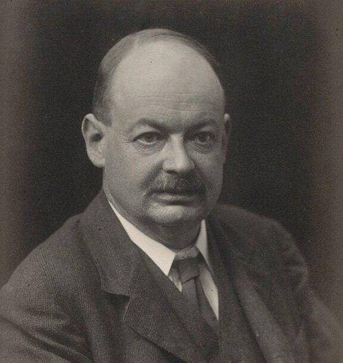 John McTaggart Ellis McTaggart circa 1917. Photo courtesy Wikimedia