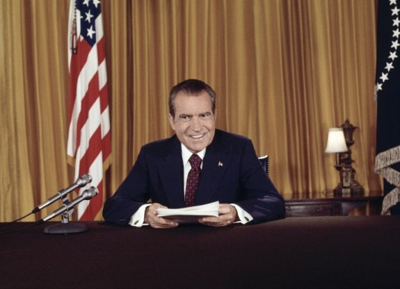 Nixon resigned under the threat of removal — and he probably would have been removed in the absence of his resignation.