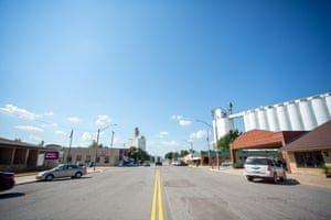 Buhler, Kansas. Photograph: Kacy Meinecke/The Guardian
