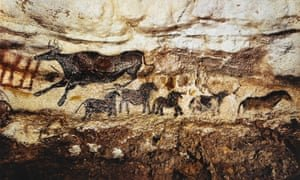 The Lascaux caves in France. Photograph: Alamy