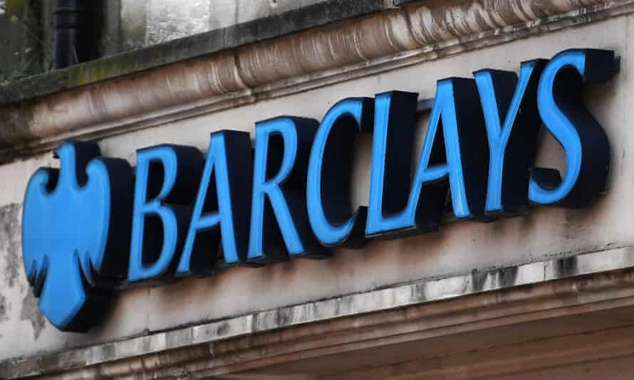 Barclays is closing accounts for customers in Belgium, Estonia, Italy and Slovakia. Photograph: Andy Rain/EPA