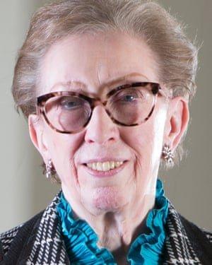 Margaret Beckett. Photograph: Richard Saker/The Observer