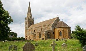 All Saints Church, Brixworth. Photograph: John Morrison/Alamy