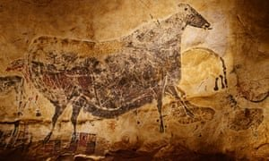 The Lascaux caves in south-western France. Photograph: Tuul & Bruno Morandi/Getty
