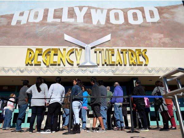 A Regency Theatre.Kevork Djansezian/Reuters