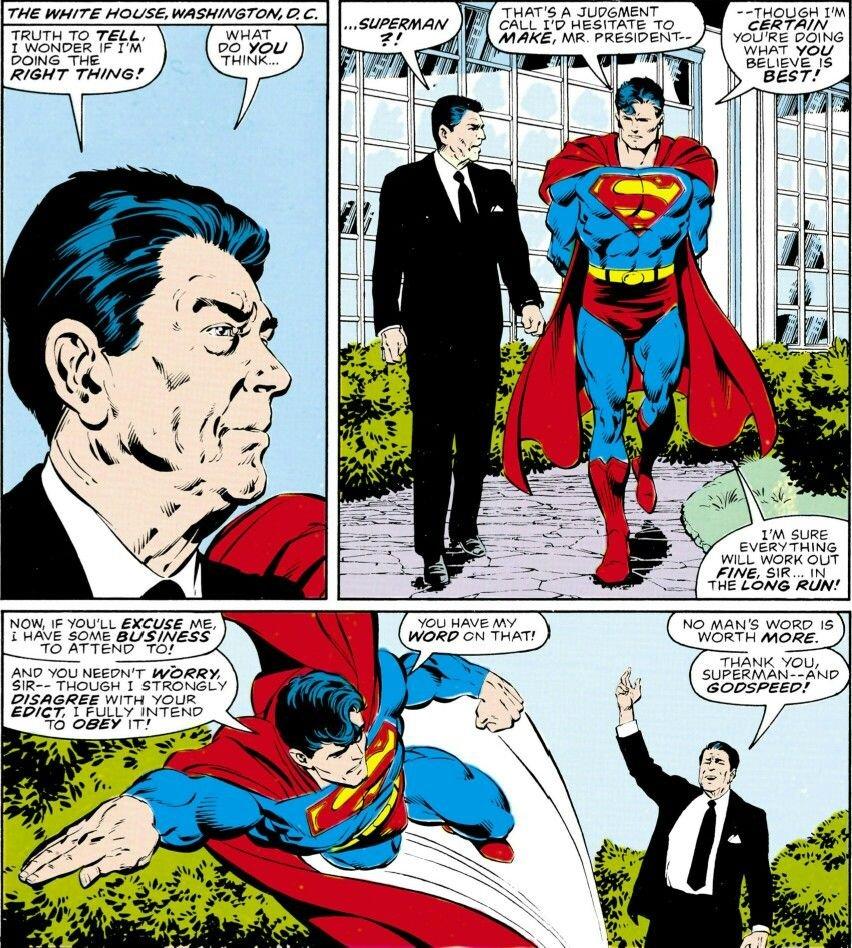 Superhéroes y ultraderecha