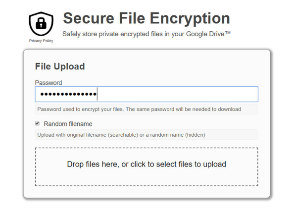 Protect your most sensitive files with an extra layer of encryption right within Drive.