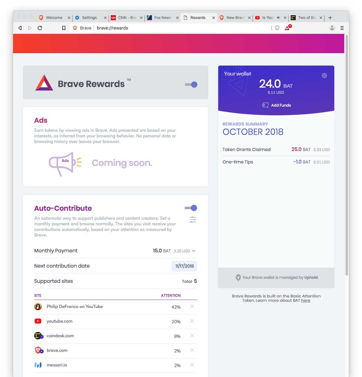 Brave browser – A Perfect Chrome browser Alternative – Productivity Hub