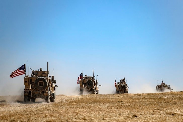 In northern Syria, the U.S.-led coalition's five-year campaign to confront and destroy ISIS, the world's most fanatic movement, now risks unravelling.