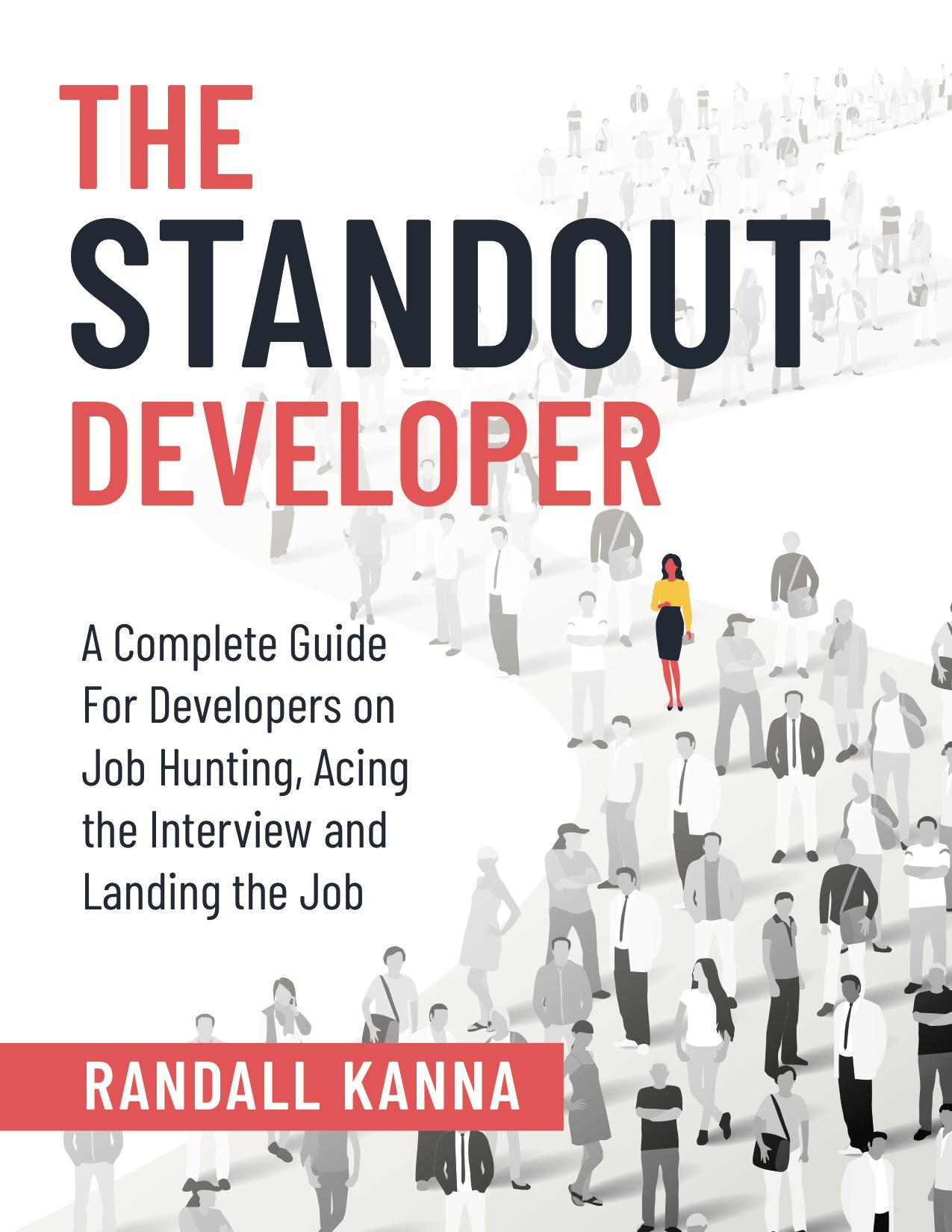 The Standout Developer cover