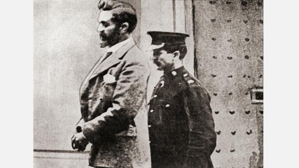 Roger Casement, an Irish nationalist, was hanged in 1916. Credit: Getty Images.