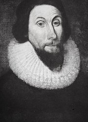 John Winthrop. Image via Wikimedia Commons.