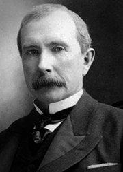 John D. Rockefeller. Photo courtesy of Wikimedia Commons.