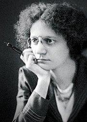 Mary Antin. Photo via Wikimedia Commons.