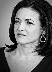 Sheryl Sandberg. Photo by Justin Sullivan/Getty Images.