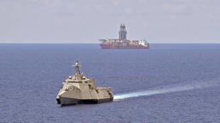 Tuần dương hạm USS Gabrielle Giffords