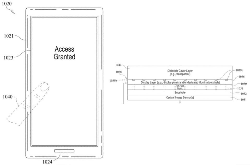 Apple has been filing numerous patents for building Touch ID into iPhone displaysPatentlyApple