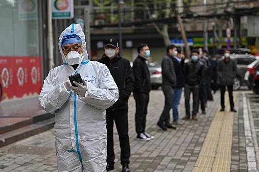 Çin / WuhanHector RETAMAL / AFP