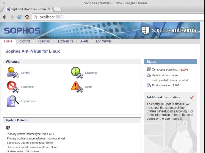 أفضل برامج AntiVrius لنظام لينكس لحمايته من الفايروسات 1