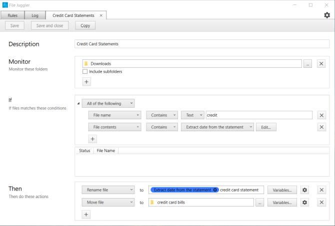برامج تنظيم الملفات بشكل تلقائي على نظام ويندوز 10 1