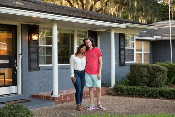 A second appraisal valued Abena and Alex Horton's Jacksonville home 40 percent higher than the first appraisal, after Ms. Horton removed all signs of Blackness.