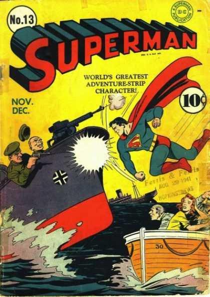 superhéroes y fascismo