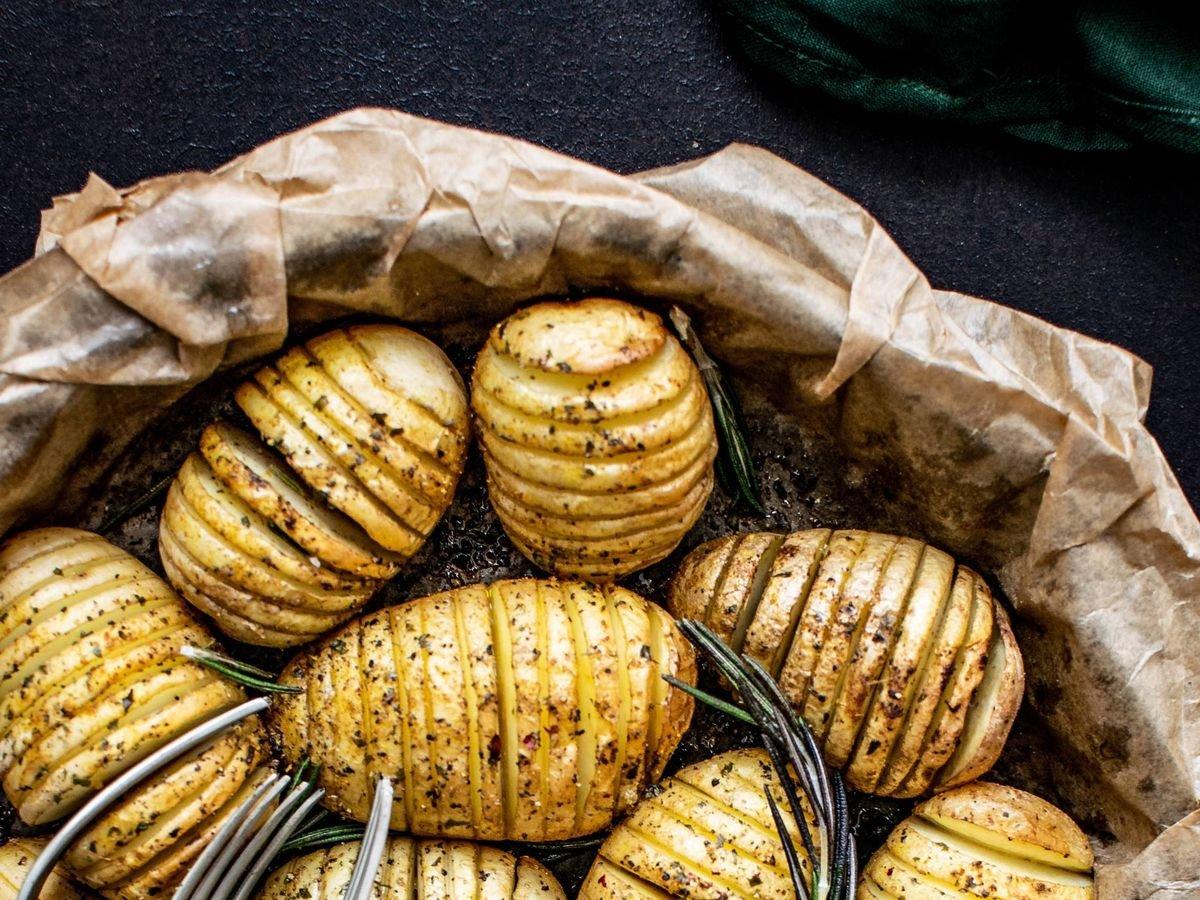 Las patatas no te impiden adelgazar.