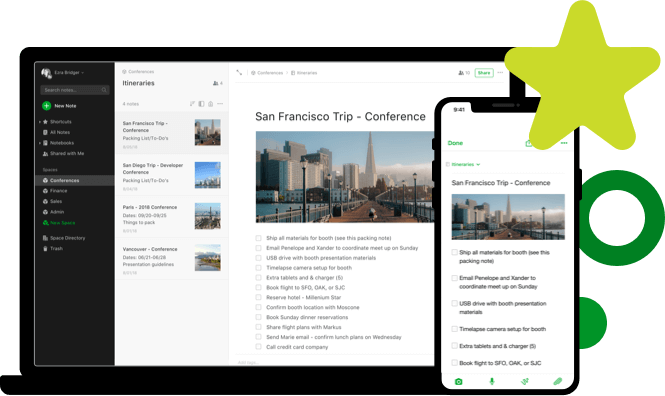 Evernote – Note Taking App