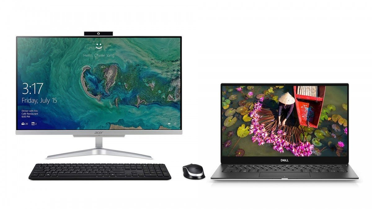 Acer, Dell