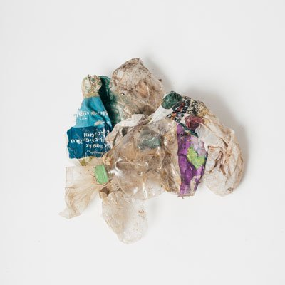 UBQ's process uses discarded food, containers, wrappers and other trash typically destined for landfills.