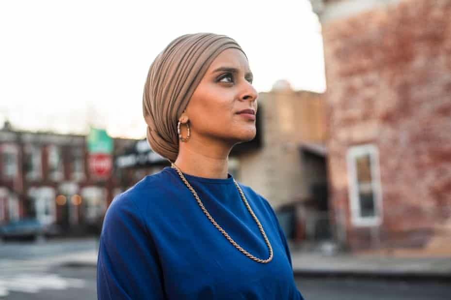 Rana Abdelhamid: 'My history in this district is rooted in my organizing, in my community, in my spirituality, in my education. I feel really connected.' Photograph: Rana for Congress