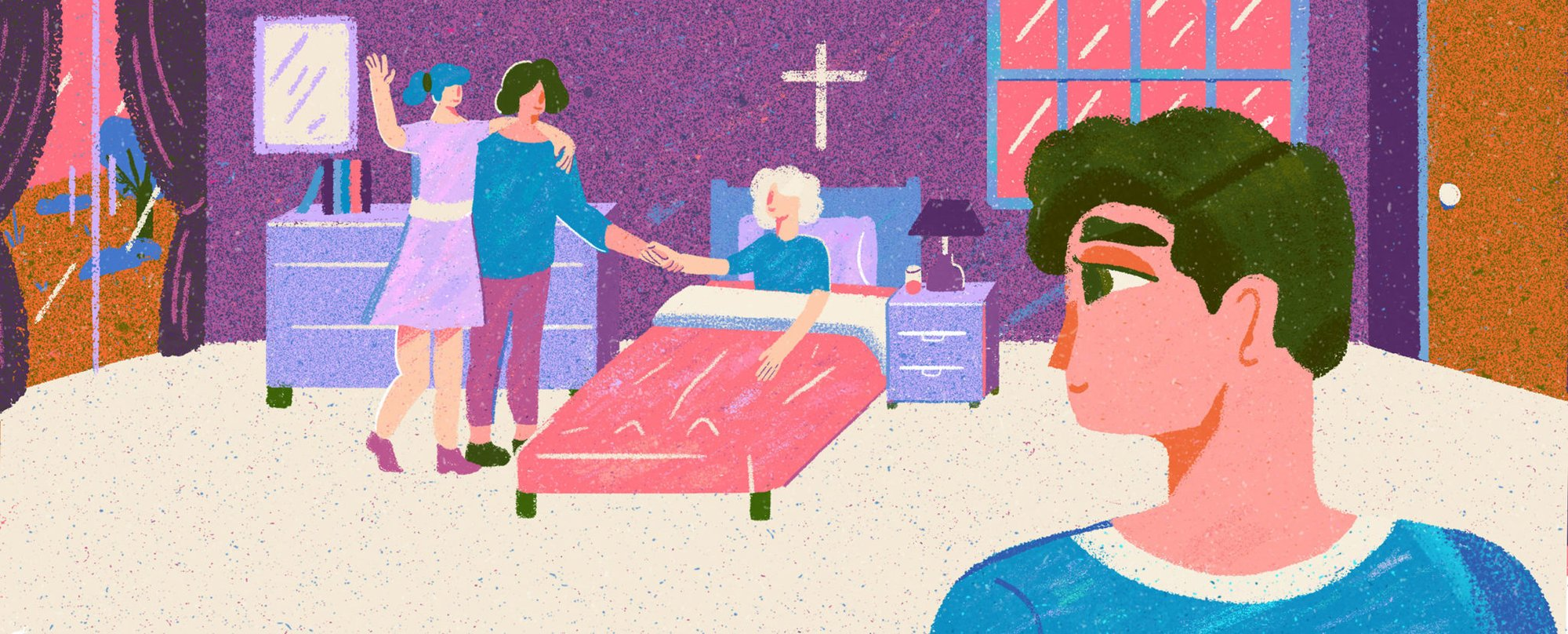 Grandma's Dementia Made Her Forget Her Homophobia - Narratively - Pocket