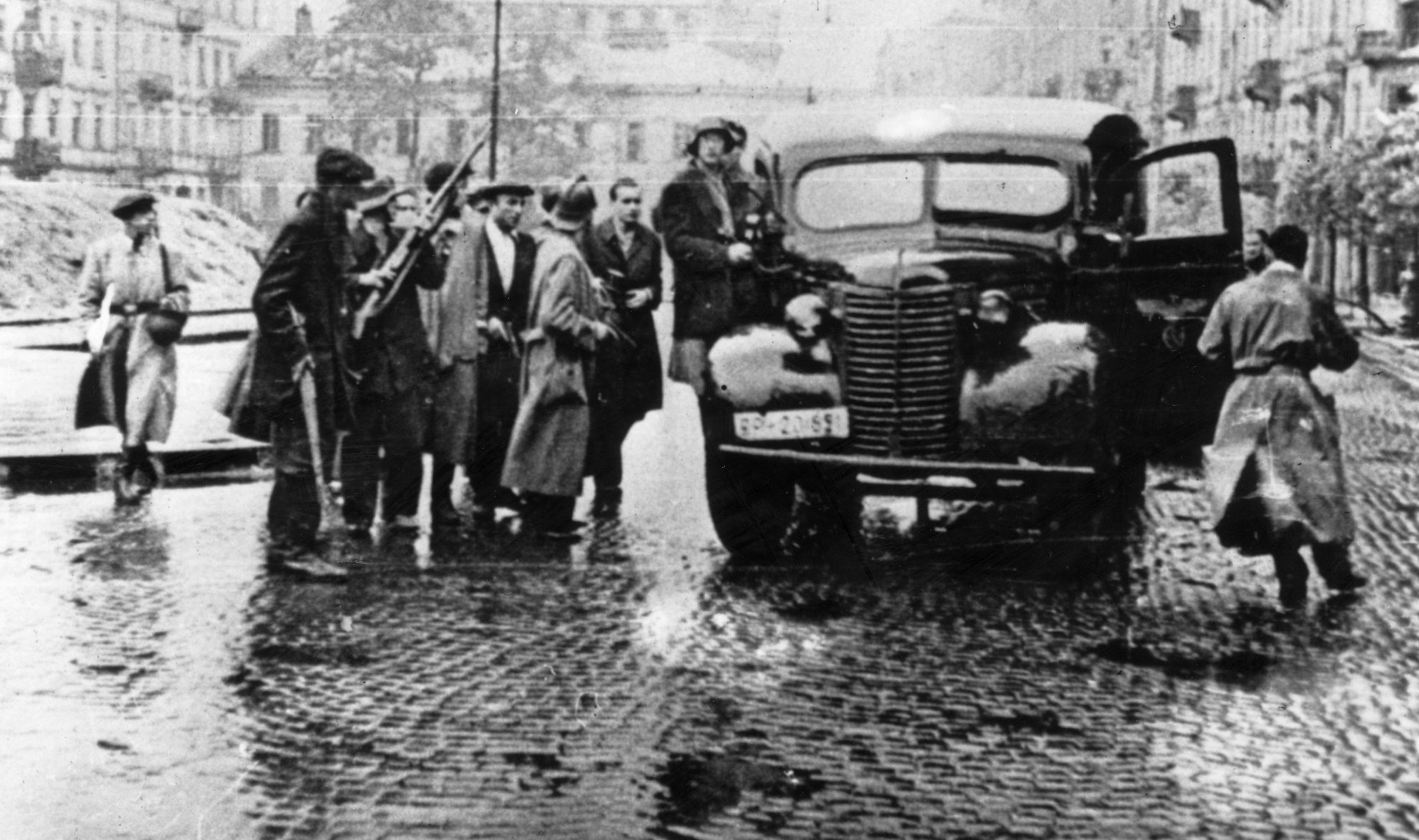 I Survived the Warsaw Ghetto. Here Are the Lessons I'd Like to Pass On. - The Guardian - Pocket