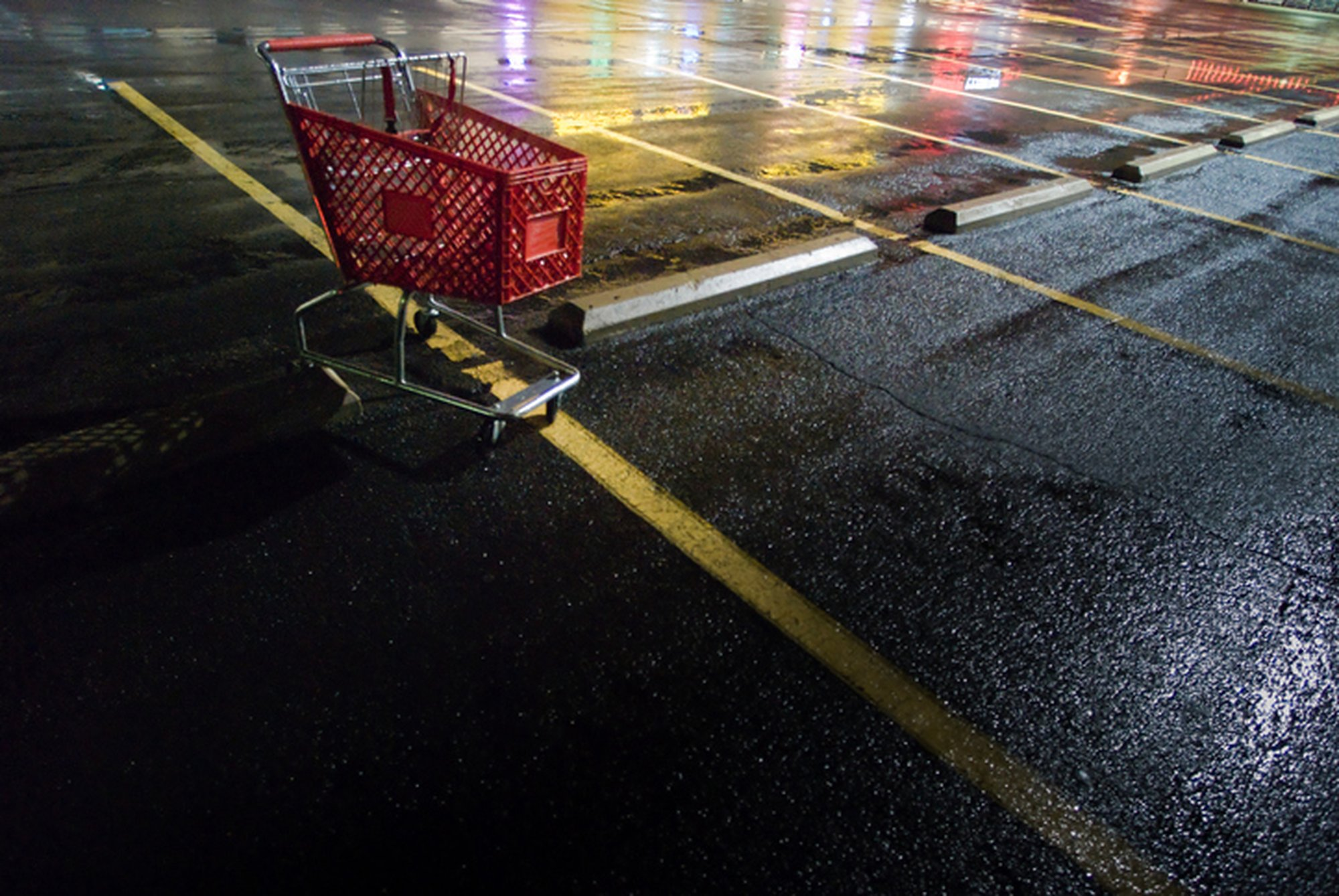 Why Don't People Return Their Shopping Carts? - Scientific American - Pocket
