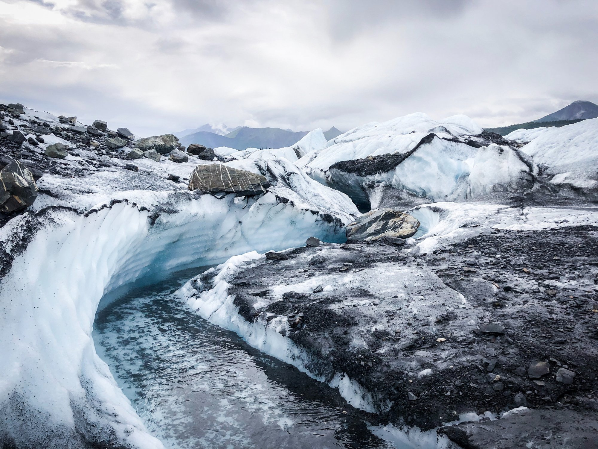 The Swiftness of Glaciers: Language in a Time of Climate Change - aeon - Pocket