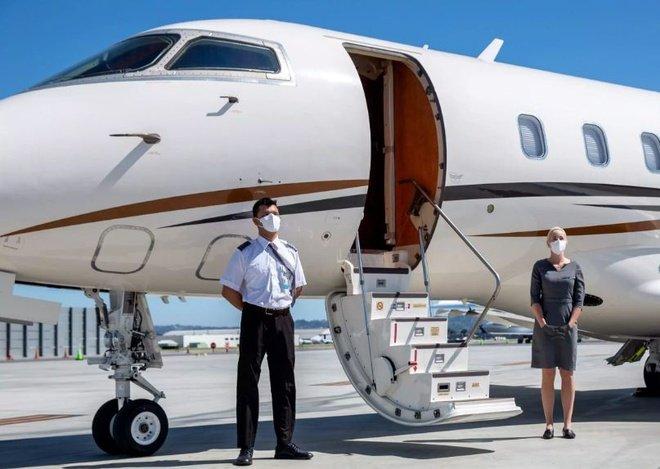 Giới nhà giàu với xu hướng tậu máy bay cá nhân