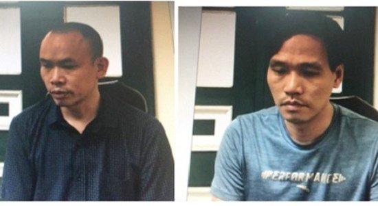 Hà Nội: Bắt hai gã trai có sở thích quái đản, dùng súng hơi bắn trúng cổ người đi đường