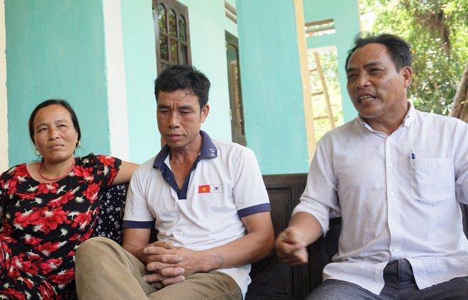 Trưởng thôn vận động người dân ký đơn từ chối nhận hỗ trợ trần tình