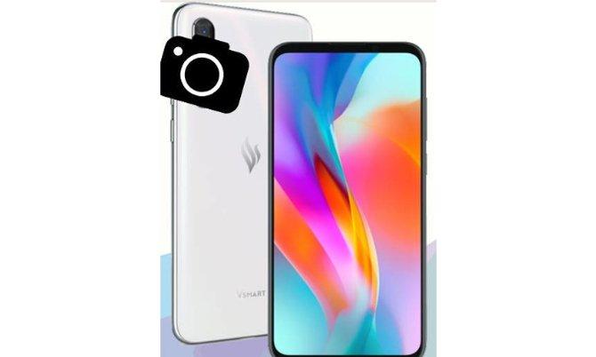 Lộ diện smartphone cao cấp có camera ẩn dưới màn hình của Vinsmart