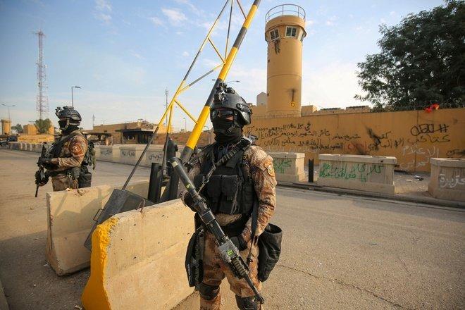 Tin tức quân sự mới nóng nhất ngày 19/5: Rocket lại nổ gần đại sứ quán Mỹ tại Iraq