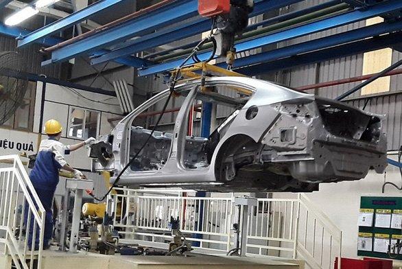 Thủ tướng đồng ý giảm 50% phí trước bạ ôtô