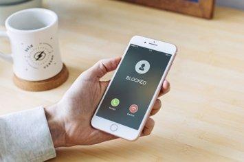 Cách chặn cuộc gọi làm phiền, quấy rầy trên Iphone