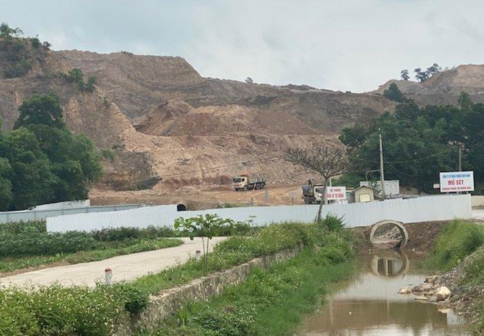 Hồi âm bài Công ty xi măng Xuân Thành khai thác mỏ sét khi chưa có giấy phép