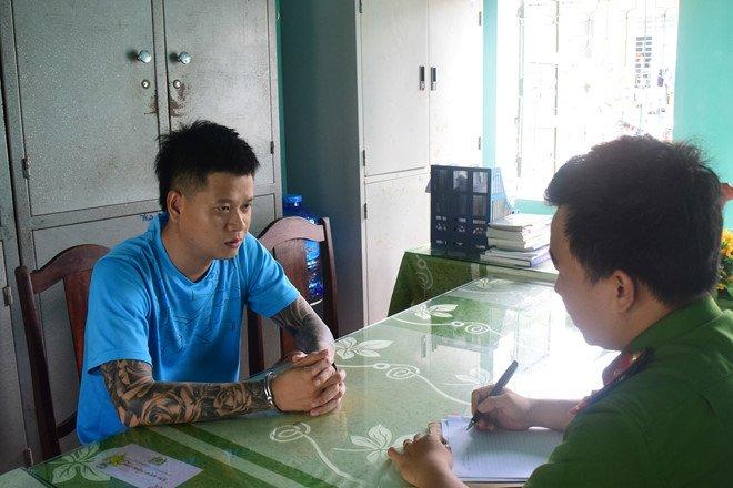"""Tổ chức """"tiệc"""" ma túy mừng sinh nhật vợ, Quang """"Camel"""" bị công an bắt giữ"""